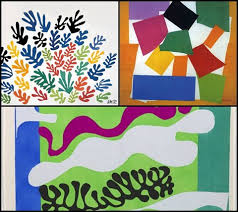 how to make a garden collage with your kids matisse inspired my