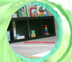 ikea nursery reveal the happier homemaker