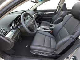 Acura Umber Interior See 2010 Acura Tl Color Options Carsdirect