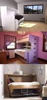 Hidden Desk Bed by Pinterest 상의 Bunk Beds에 관한 1 000개 이상의 이미지 남자 아이