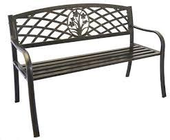 Steel Outdoor Bench Stainless Steel Outdoor Furniture Houzz