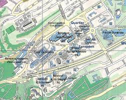Map Of Luxembourg Cordis Archive European Commission Cordis Fp7 Ict