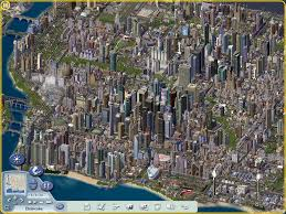 Map Of Gotham City Show Your Sim City Page 5 Skyscraperpage Forum