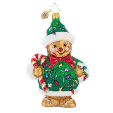 christopher radko ornaments 2016 radko light em u0027 up ginger