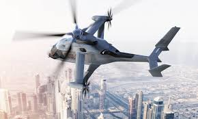 airbus imagines a faster helicopter with wings