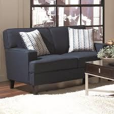 amazon com coaster home furnishings transitional loveseat almond