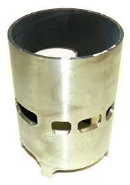 cylinder sleeve mercury 2 5l 150 200hp 1996 1999