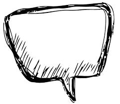 cartoon speech u0026 thought bubble clipart u0026 vectors