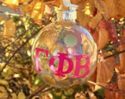 sorority ornaments etsy
