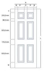 Standard Door Sizes Interior Standard Interior Door Height Home Decor 2018