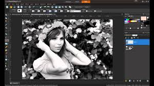 adding color to a black and white photo in paintshop pro x5 youtube