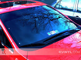 subaru wrx rtint subaru wrx 2015 2017 sedan window tint kit diy precut