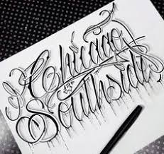 chicano lettering lettering pinterest chicano lettering