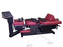 decompression table for sale new p e t eurotech doc decompression chiropractic table for sale