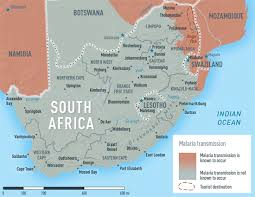 map of south africa yellow fever malaria information by country chapter 3 2018