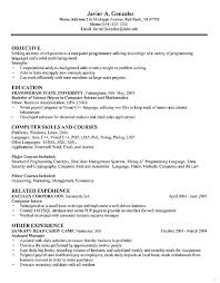 computer science resume template computer science resume sle student magnificent studiootb