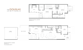 Home Floor Plans Two Master Suites by The Douglas Bill Gemmill