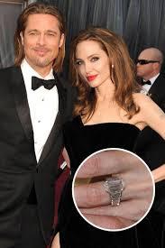 Celebrity Wedding Rings by Celebrity Engagement Rings Cubic Zirconia Engagement Rings