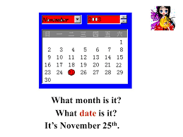 Which Date Is Unit 8 When Is Your Birthday Ppt