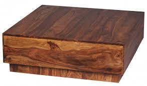 Wohnzimmertisch Klassisch Finebuy Couchtisch Massiv Holz Sheesham 90 Cm Breit Design