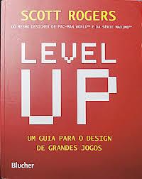 design foto livro livro level up um guia para o design de grandes jogos