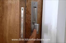 double track barn door hardware door doors locks and handles double bolt sliding glass door