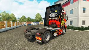 volvo truck tractor nascar for truck tractor volvo for euro truck simulator 2