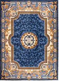 1053 Black Isfahan Oriental Area Rugs Cheap Rugs Traditional