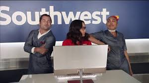 southwest commercial actress dancing southwest airlines tv commercial anthem ispot tv