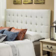 Selling Home Interior Products Arroyo Queen Full Eggshell Fabric Headboard U2013 Noble House Furniture