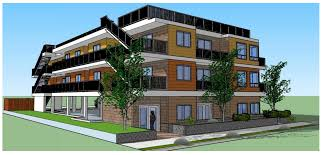 three story building early design guidance meeting set for three story 11 unit apartment