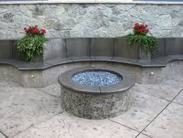 Concrete Firepit Concrete Pits Decorative Concrete Pits Pit