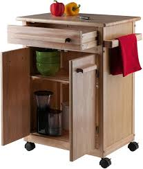 kitchen storage cabinet cart the best kitchen carts for small and spaces