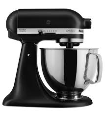 Kitchen Aid K45ss Artisan Series 5 Quart Tilt Head Stand Mixer Ksm150psbm Black