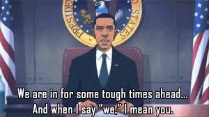Boondocks Memes - the boondocks on obama s speeches lies