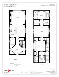 Joseph Eichler Floor Plans by Secluded Stunning Russian Hill Home Asks 3 9 Million Curbed Sf