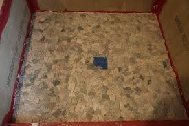 Preparing A Shower Floor For Tile by Flooring Img 2104 Basement Shower Its Tiled Amazing Floor Tile