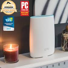 amazon com netgear orbi whole home mesh wifi system with tri band