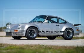 1973 rsr porsche gooding u0026 company announces ultimate racing and road going