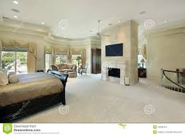 bedroom master bedrooms with fireplaces expansive travertine