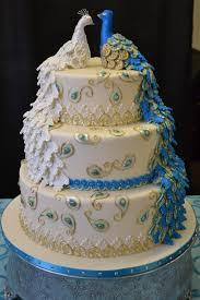 peacock wedding cake topper cake toppers for indian weddings fullonwedding
