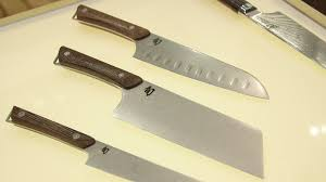 Shun Kitchen Knives by Hd Ambiente 2016 Shun Shows New Kanso Knives And More Youtube
