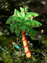 palm tree tree tropical ornament ideas
