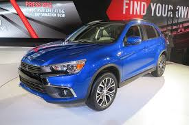mitsubishi outlander sport 2015 2016 mitsubishi outlander sport arrives with 20 445 price tag