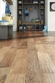 impressions esteem slate prefinished hickory hardwood engineered 7 wide width rustic