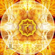 solar plexus crystals solar plexus chakra fractal