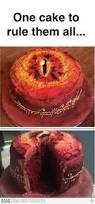 lord of the rings u2013 eye of sauron cake birthday cakes lord and