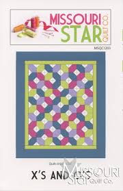 x s and o s quilt pattern msqc missouri quilt co