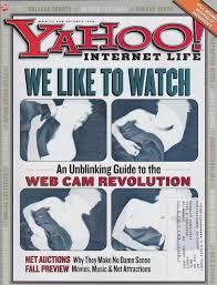 yahoo used to have an u0027internet life u0027 magazine and it was amazing