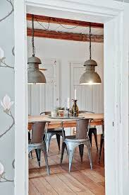cottage dining room with pendant light u0026 exposed beam zillow